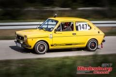 Reiner Bornschlegl,Fiat 127,BJ:  1974, 989 ccm,Startnummer :  147