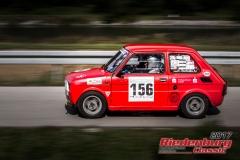 Jaro Burbulla,Fiat 126,BJ:  1980, 650 ccm,Startnummer :  156