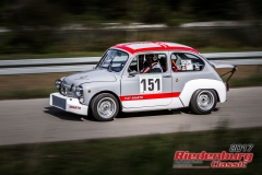 Gerhard Polster,Fiat 850 tc Abarth,BJ:  1978, 850 ccm,Startnummer :  151