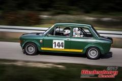 Florian Engel,Fiat 128,BJ:  1973, 1500 ccm,Startnummer :  144