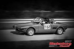 Timo Spicker,Fiat X 1/9,BJ:  1978, 1281 ccm,Startnummer :  152