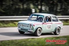 Walter Vogel,Fiat Abarth OT,BJ:  1965, 1600 ccm,Startnummer :  132