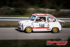 Walter Westermeier,Fiat Abarth TC,BJ:  1971, 1000 ccm,Startnummer :  140