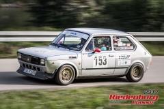 Rudi Fuchs,Fiat 127 Sport,BJ:  1978, 1050 ccm,Startnummer :  153