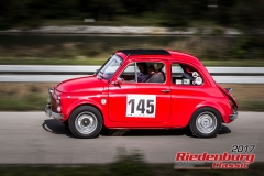 Reiner Feyerlein,Fiat 500 R,BJ:  1974, 500 ccm,Startnummer :  145