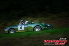 Kurt Polegek, Austin Healy Sprite MK II, BJ: 1962, 948 ccm, StNr: 004