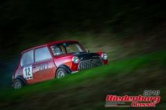 Norbert Fichtner, Austin Mini, BJ: 1974, 1000 ccm, StNr: 012