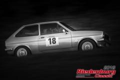 Manfred Eibl, Ford Fiesta, BJ: 1978, 1100 ccm, StNr: 018