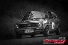 Matthias Much, Audi 50, BJ: 1976, 1100 ccm, StNr: 014
