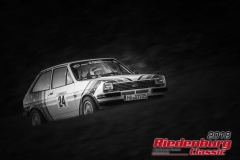 Tommy Peetz, Ford Fiesta MK I, BJ: 1980, 1053 ccm, StNr: 024