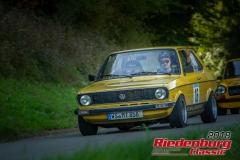 Michael Türk, VW Dreby LS, BJ: 1977, 1300 ccm, StNr: 016