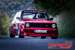 Hans Edelhäuser, VW Polo, BJ: 1980, 1300 ccm, StNr: 023