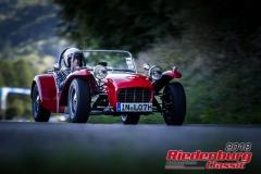 Christof Hofmann, Lotus Seven S2 Cosworth, BJ: 1964, 1600 ccm, StNr: 031