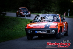 Edmund Fuchs, VW-Porsche, BJ: 1973, 2000 ccm, StNr: 042