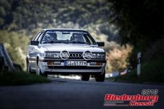 Raphael Karg, Audi Coupe GT, BJ: 1984, 1800 ccm, StNr: 058