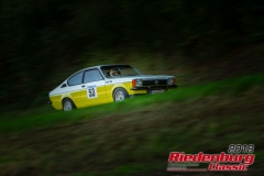 Wolfgang Schuster, Opel Kadett GTE, BJ: 1979, 1979 ccm, StNr: 053