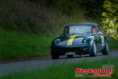 Manfred Flinspach, Lotus Elan S3, BJ: 1967, 1600 ccm, StNr: 032