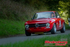 Antonio Borzi, Alfa GT Junior, BJ: 1971, 2000 ccm, StNr: 037
