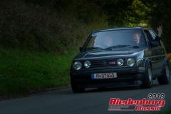 Florian Zeussel, VW Golf GTi V8, BJ: 1982, 1800 ccm, StNr: 055