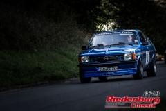 Michael Metz,  Opel Kadett C Coupe,  BJ: 1977, 1950 ccm,  StNr: 050