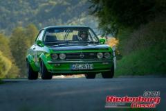Harald Baur,  Opel Manta,  BJ: 1971, 2000 ccm,  StNr: 036