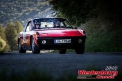 Michael Thees,  VW Porsche,  BJ: 1974, 1800 ccm,  StNr: 045