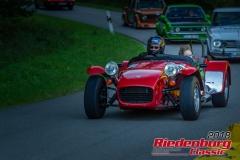 Stefan Sigl,  Lotus Seven,  BJ: 1968, 1600 ccm,  StNr: 033