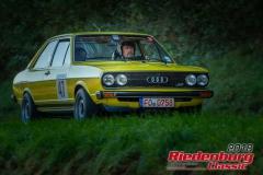 Jürgen Winkler,  Audi 80 GT Abt,  BJ: 1975, 1750 ccm,  StNr: 047