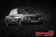 Christian Lichtenstern,  BMW 2002,  BJ: 1974, 2000 ccm,  StNr: 044