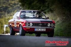 Harald Glöckner, Opel Manta A, BJ: 1974, 2200 ccm, StNr: 070