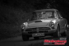 Horst Kaas, Sunbeam Tiger MK 1 a, BJ: 1966, 4200 ccm, StNr: 061