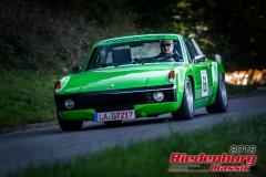 Michael Wellner, Porsche 914-6 GT, BJ: 1970, 3000 ccm, StNr: 065