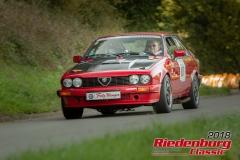 Fritz Wenger, Alfa GTV, BJ: 1982, 3000 ccm, StNr: 081