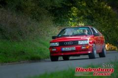 Audi Tradition, Mathias Pfaffel, Audi quattro 10V, BJ: 1988, 2226 ccm, StNr: 083