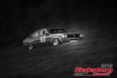 Helmut Fees, Opel Kadett C Coupe, BJ: 1979, 2400 ccm, StNr: 075