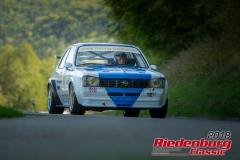 Ronny Stoye, Opel Kadett C Limousine, BJ: 1974, 2400 ccm, StNr: 071