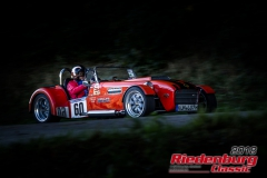 Helmut Arnold, Lotus Dax-Rush, BJ: 1964, 3500 ccm, StNr: 060