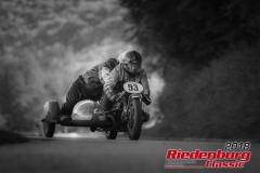 Erich Roth/ Rupert Roth, BMW Gespann, BJ: 1970, 500 ccm, StNr: 093