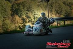Jochem Reim/ Alexandra Reim,  Hock BMW Gespann, BJ: 1976, 980 ccm, StNr: 097