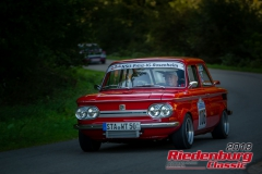 Werner Theis, NSU TT, BJ: 1970, 1300 ccm, StNr: 106