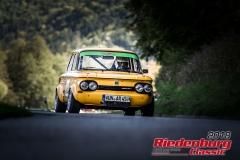 Karl Rössler, NSU TT, BJ: 1971, 1300 ccm, StNr: 109