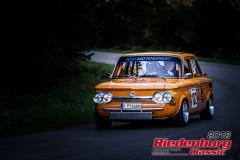 Karlheinz Stangneth, NSU TT, BJ: 1968, 1300 ccm, StNr: 102