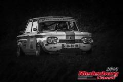 Heinz Appelt, NSU 1000, BJ: 1965, 1289 ccm, StNr: 100