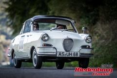 Lucia Butschek, Goggo Coupe |Glas, BJ: 1963, 250 ccm, StNr: 111