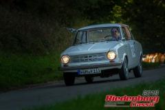 Thomas Schneider, Glas 1304 TS, BJ: 1965, 1300 ccm, StNr: 114