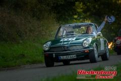 Manfred Döhring, Glas GT, BJ: 1964, 1300 ccm, StNr: 117