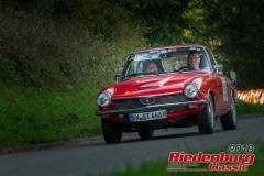 Werner Steger, Glas GT, BJ: 1966, 1700 ccm, StNr: 119