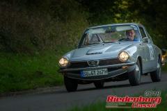 Norbert Steger, Glas GT, BJ: 1964, 1300 ccm, StNr: 113