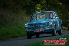 Frank Lindenthal, Glas 1700, BJ: 1965, 1700 ccm, StNr: 115