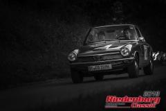Klaus Butschek, Glas 1700 GT, BJ: 1966, 1700 ccm, StNr: 118